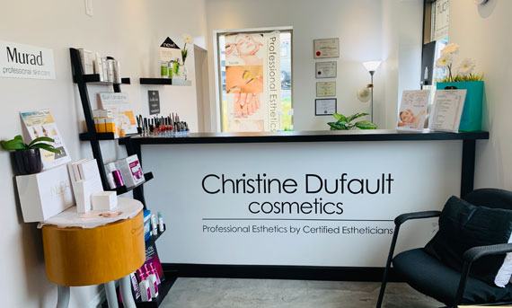Christine Dufault cosmetics - Kingston